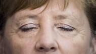 Freunde, es wird Zeit für mich zu gehen: Merkel bei Pressekonferenz, Oktober 2018