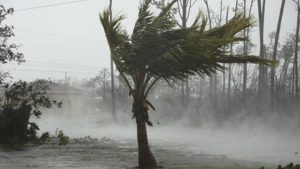 Mindestens fünf Tote auf den Bahamas