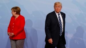 Nur so rettet Berlin außenpolitische Beziehungen