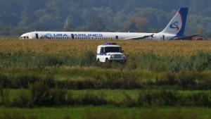 Was Moskaus Flugzeugunglück mit der Umwelt zu tun hat