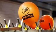 Profiteur des netzpolitischen Kontrollverlusts: die Piratenpartei