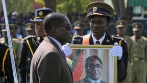 Mugabe will am 31. Juli wählen lassen