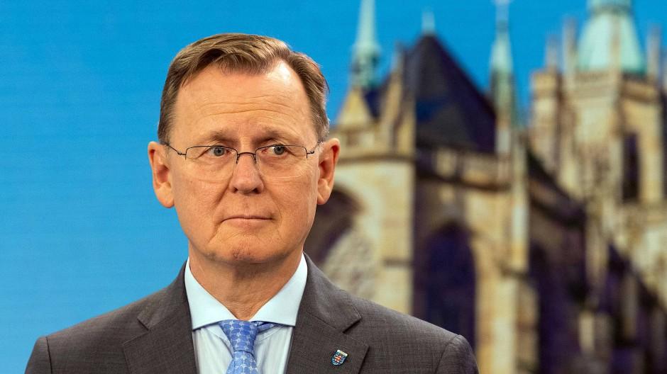 Kann Bodo Ramelow mit nur einer Stimme zum Ministerpräsidenten Thüringens gewählt werden?