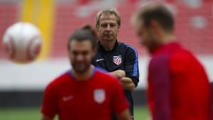 Klinsmann droht Rauswurf nach historischer Pleite