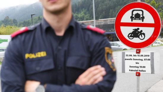 Kein Transitverkehr auf Bundesstraßen