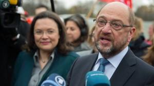 Die Stunde der SPD