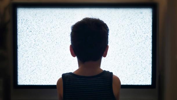 """""""Kinder brauchen kein Fernsehen"""""""