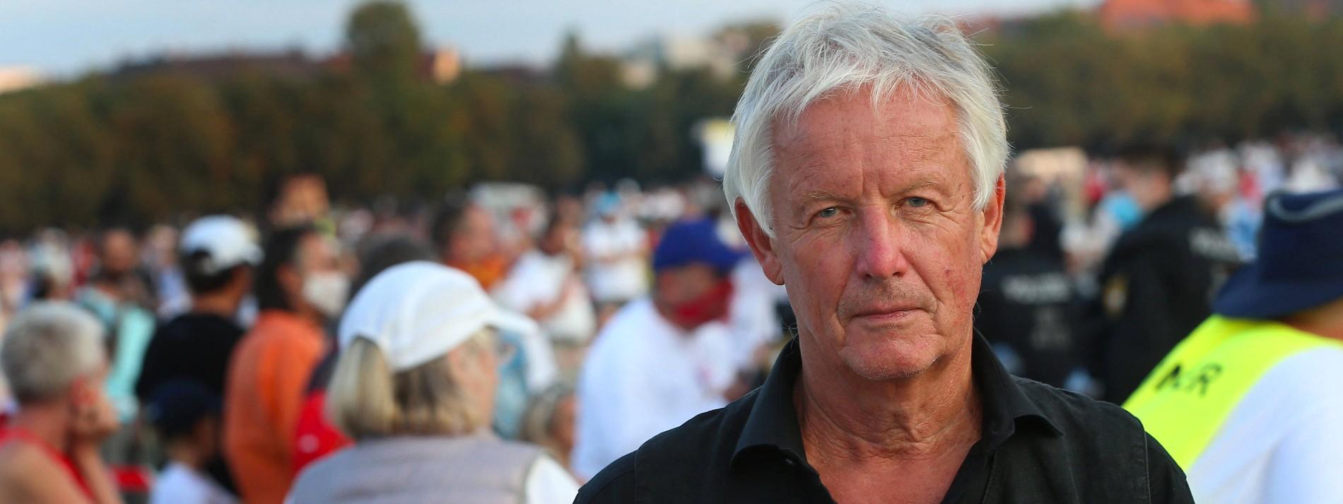 Früherer Fernsehpfarrer Jürgen Fliege in Corona-Protest-Partei