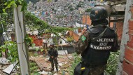 Kampf gegen Kinderpornos: Die brasilianische Polizei hat über hundert Verdächtige festgenommen.