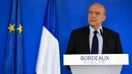 Juppé will nicht für Präsidentenamt kandidieren