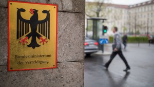 Im Sog der Bundeswehr-Affäre