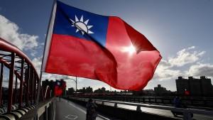 US-Spezialkräfte bilden Truppen in Taiwan aus