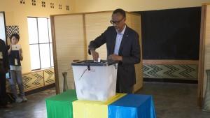 Dritte Amtszeit für Präsident Kagame