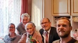 Der wohl älteste Mann Deutschlands ist tot
