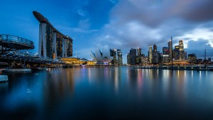 Singapur kauft in Deutschland ein