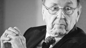 Zum Tode von Hans-Dietrich Genscher