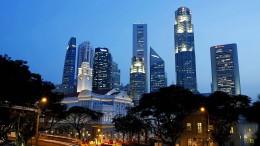 """Grüner, besser, schneller: Singapur ist führende """"Smart City"""""""