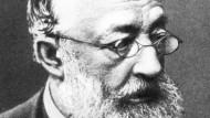"""Frankfurter Anthologie: """"Lebendig begraben"""" von Gottfried Keller"""