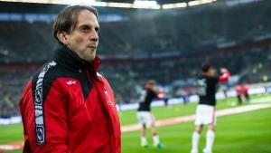 Bielefeld trennt sich von Trainer Rehm