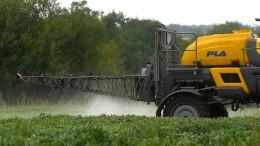 Gericht lässt Hunderte Klagen gegen Glyphosat zu