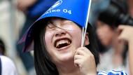 Großes Wachstumspotential: Schalke produziert Merchandisingprodukte nur für den chinesischen Markt.