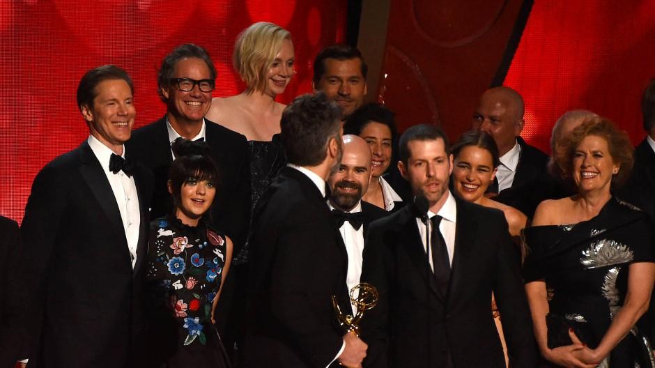Emmy Awards 2021: Alle News der FAZ zu den Fernsehpreisen