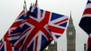 """Großbritannien bereitet Unternehmen auf """"No Deal""""-Brexit vor"""