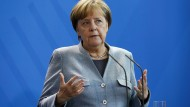 Merkel zeigt sich mit Briten solidarisch