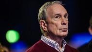 Michael Bloomberg testet seine Chancen