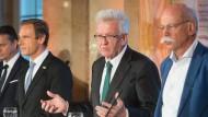 Kretschmann will Lösung im Streit um Diesel-Fahrverbote