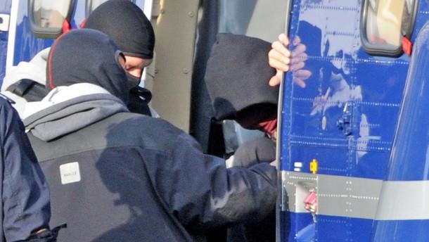 Weiterer mutmaßlicher Terrorhelfer festgenommen