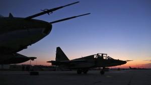 Russland will Luftangriffe gemeinsam mit Amerika fliegen