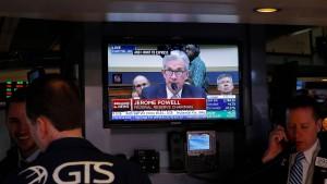 Die Fed erhöht ihren Leitzins