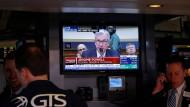 """""""Die Volkswirtschaft ist in den vergangen Monaten stärker geworden"""", heißt es in der Mitteilung der Fed."""