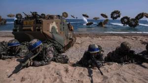 Seoul will amerikanische Soldaten behalten