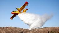 Alle Großbrände in Israel unter Kontrolle