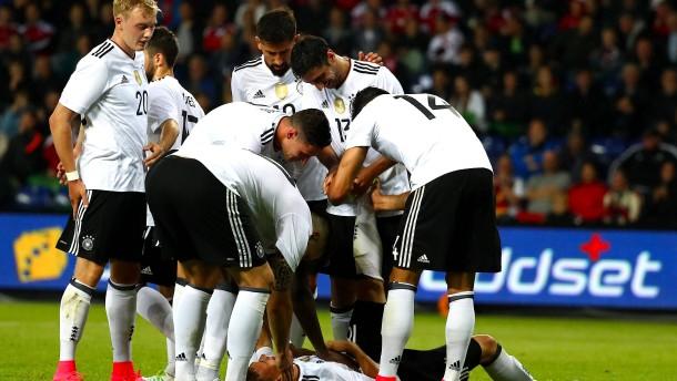 Die neue Lust und Laune der DFB-Elf