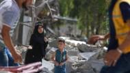 Russland blockiert Flugverbot über Syrien