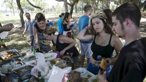 Das koschere Vergnügen der Ori Shavit