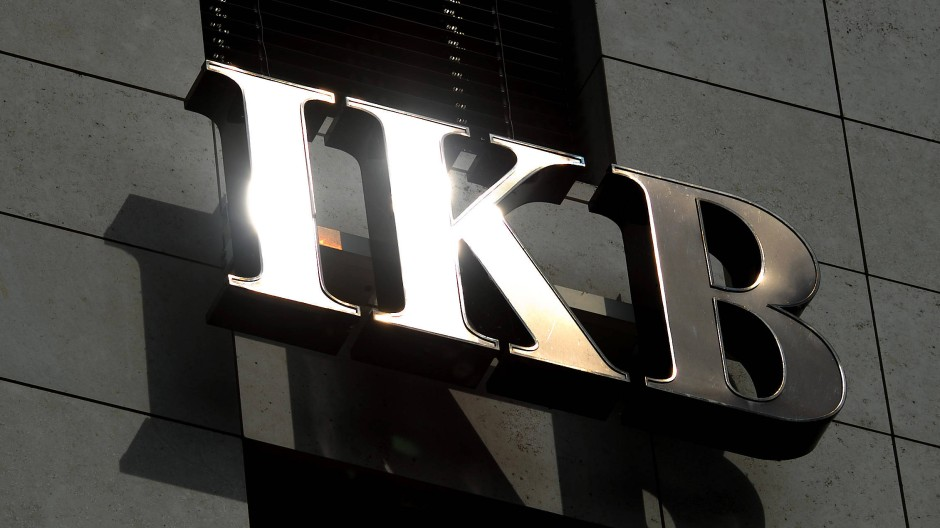 Die IKB schreibt das vierte Jahr in Folge schwarze Zahlen