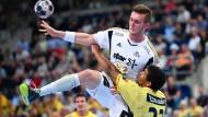 THW Kiel kämpft sich ins Viertelfinale der Königsklasse