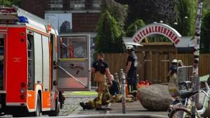 """Berliner """"Club der Visionäre"""" ausgebrannt – drei Verletzte"""