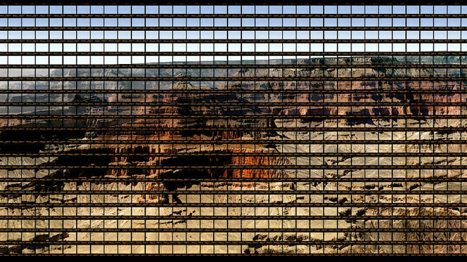 Keine zentrale Perspektive, sondern 2160 Blickwinkel: Grand Canyon