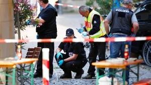 Täter drohte in Video mit Anschlag im Namen Allahs