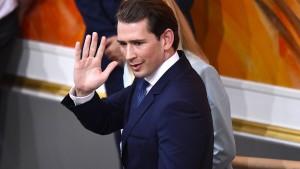 Österreichs Kanzler Kurz gestürzt