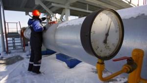 Energielieferant Russland sitzt in der Klima-Falle