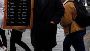 Prinz Harry und Meghan geben Babynamen bekannt