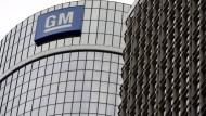 Stehen Forderungen ins Haus: der amerikanische Automobilhersteller General Motors