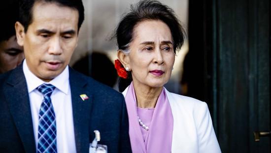 Suu Kyi verteidigt Myanmar gegen Vorwürfe des Völkermords an Rohingya