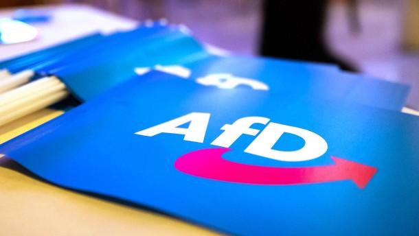 AfD-Stadtrat soll Schreckschusspistole abgefeuert haben